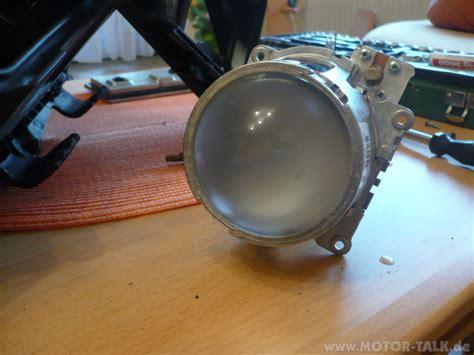 Motorrad Scheinwerfer Milchig by Tr 252 Be Linse Bi Xenon Scheinwerfergeh 228 Use Welcher