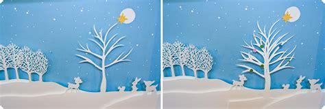 Paper Cut Winter I M - ornaments to color and cut