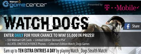 T Mobile Sweepstakes - 000 t mobile watch dogs sweepstakes mumblebee inc