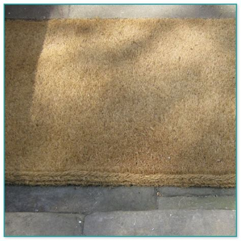 Made To Measure Coir Doormats by Home Is Where The Is Doormat Home Improvement