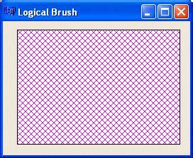 gdi pattern brush lesson 14 gdi tools