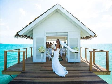 Sandals South Coast, Jamaica, Caribbean Wedding   Tropical Sky