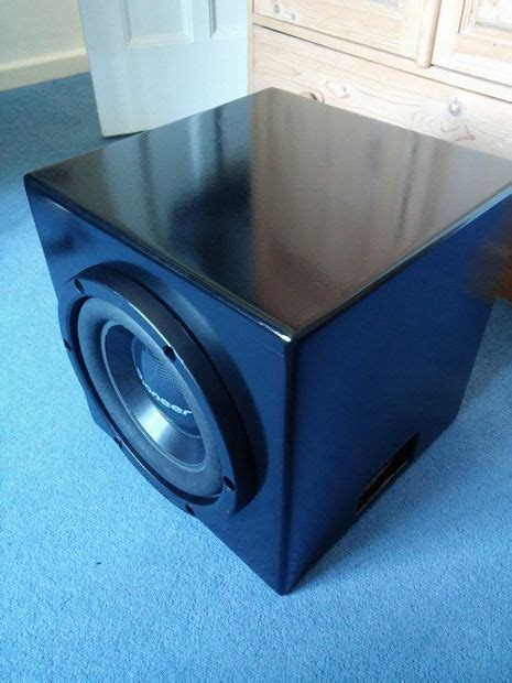 17 best ideas about diy subwoofer on diy