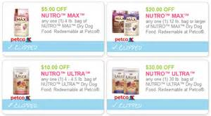 nutro food coupon nutro food coupons printable the coupons