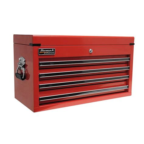 4 Drawer Tool Chest by Shop Homak Professional 14 75 In X 26 In 4 Drawer