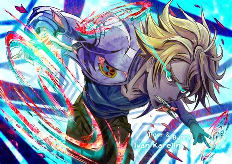 anime wallpaper tiger tiger bunny wallpaper and background 1754x1240 id 227830