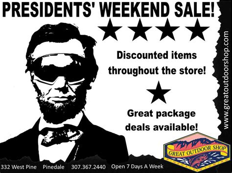 president weekend presidents weekend sale ends monday february 15 great