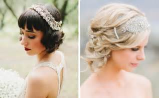 gatsby hairstyles for hair 1920s gatsby bride hair inspiration