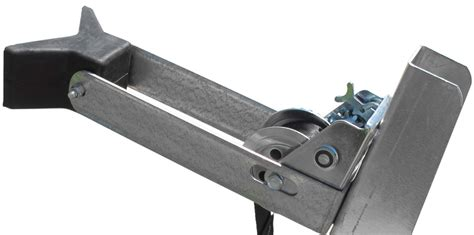 boat trailer bow winch ce smith bow roller bracket for winch stands pre