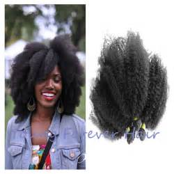 weave on afro hair queen cheap natural afro hair extensions tangle free no
