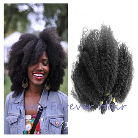 is there kinky human hair for twisting queen cheap natural afro hair extensions tangle free no