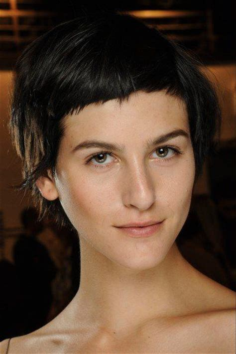 bang spike haircut 20 short spiky hairstyles for women short hair with