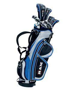 ram concept golf clubs ram concept 3g golf clubs package set 17 left