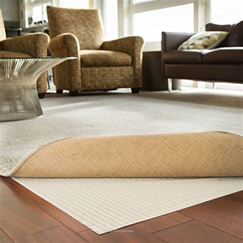 rug gripper anti slip rug pads area hardwood floors