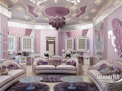 girly bedroom design luxury antonovich design uae pink girly bedroom dubai
