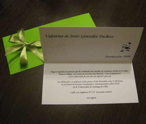 tarjetas de invitacion grado buscar  google tarjetas invitacion pinterest search