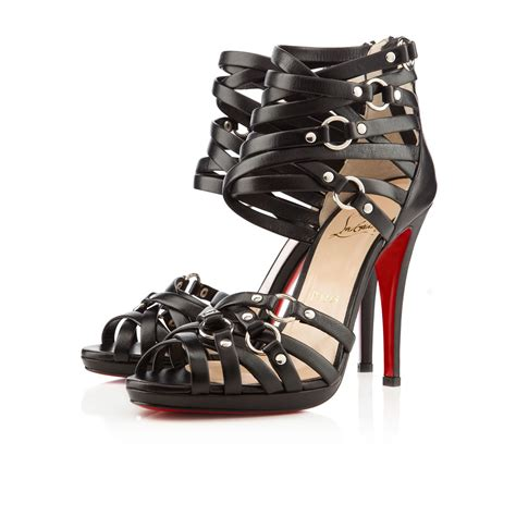 high heels on sale cheap 2018 christian louboutin bottom camerona 12cm high