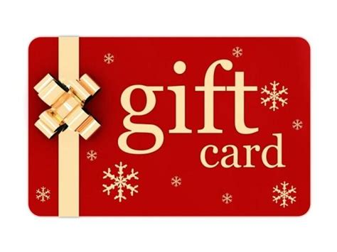 Gift Cards Christmas - last minute christmas gifts slideshow