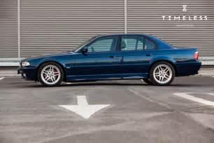 740i Bmw Bmw 740i Sport E38 Timeless
