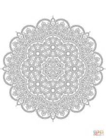 difficult coloring pages difficult mandala coloring page free printable coloring