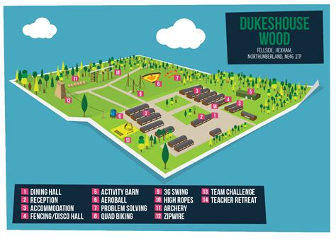 Online House Builder dukeshouse wood outdoor education and activity centre