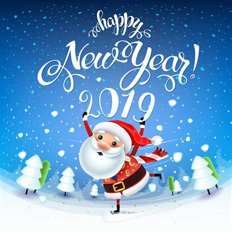 merry christmas happy  year  behance