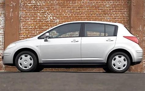 nissan tiida 2008 hatchback used 2008 nissan versa for sale pricing features edmunds