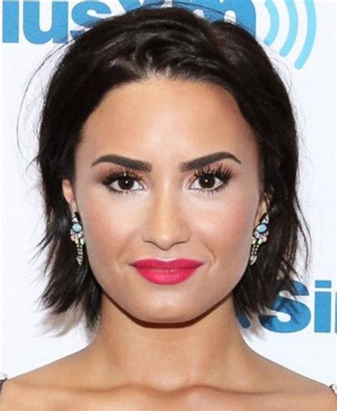 demi bob hairstyles demi bob haircuts 29 best blunt bob hairstyles you must
