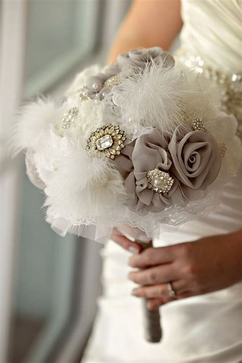 Handmade Wedding Bouquet Ideas - 20 unique diy wedding bouquet ideas part 1 deer pearl