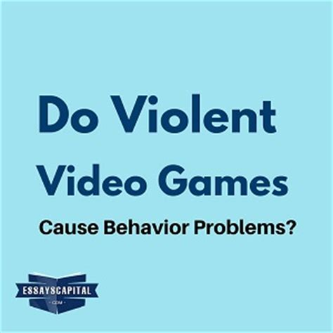 Do Cause Behavior Problems Essay by Essayscapital