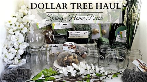 kk home decor dollar tree haul earth tone spring home decor youtube