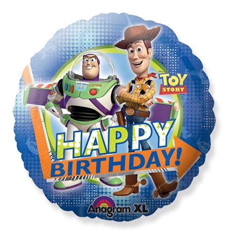 Balon Foil Besar Uk 45cm story 3 happy birthday foil balloon 45cm partyware