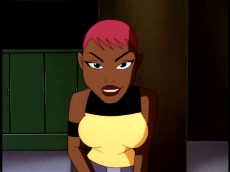 Theryy Maxy maxine gibson dc animated universe batman wiki