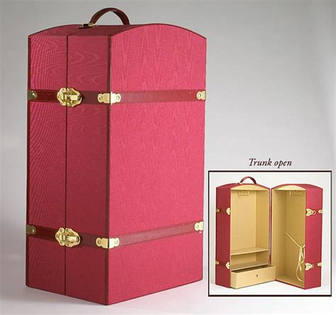 Doll Trunk Wardrobe by Doll Trunk And 4 Hangers For All 18 Inch Dolls Like