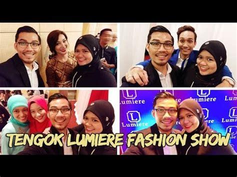 Lumiere Concept Wedding Planner by Tengok Lumiere Fashion Show