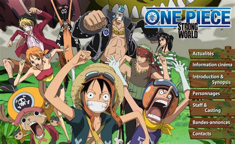 film one piece le lion d or one piece strong world