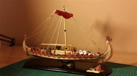 viking boats song wooden ship model viking long ship youtube