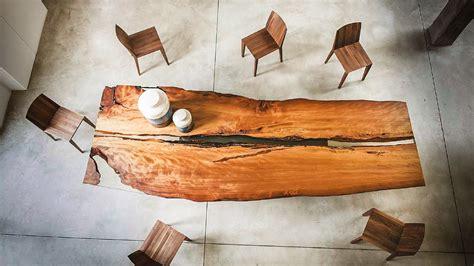 esstisch naturkante esstisch mit naturkante gallery of naturkante massivholz