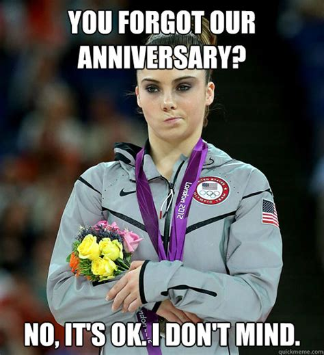 Forgot Meme - you forgot our anniversary no it s ok i don t mind