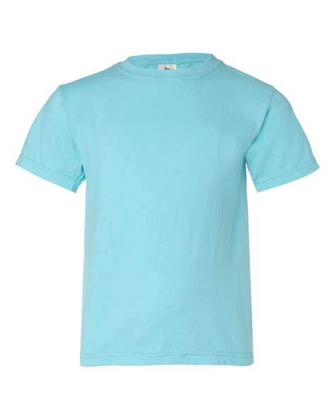 comfort colors pigment dyed ringspun youth t shirt