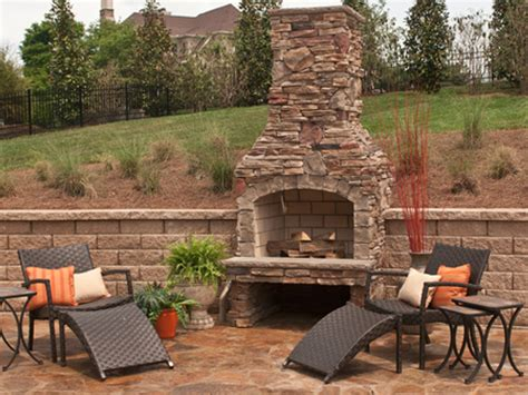 chimneys fireplace materials route 23 patio center