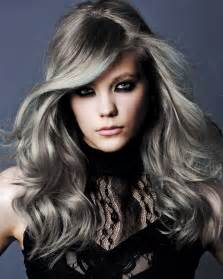 looking with grey hair 50 shades of grey hair trends and styles ohh my my