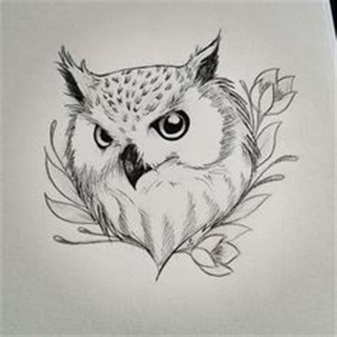 owl tattoo sketch tumblr animals for gt owl drawing tumblr love them owls