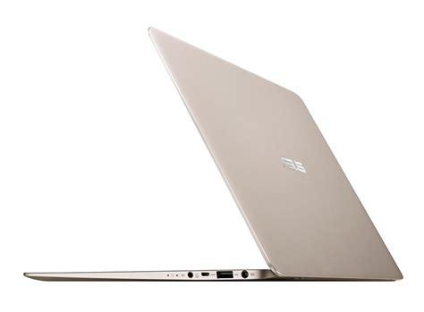 Laptop Asus Slim asus zenbook ux305la is a slim windows 10 notebook with qhd display tech ticker