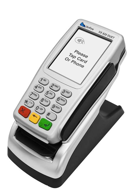 verifone vx820 duet mobile wallet