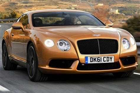 bentley coupe gold 2013 bentley continental gt v8 review pictures price 0