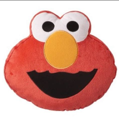 Elmo Pillow by Elmo Pillow Niece S