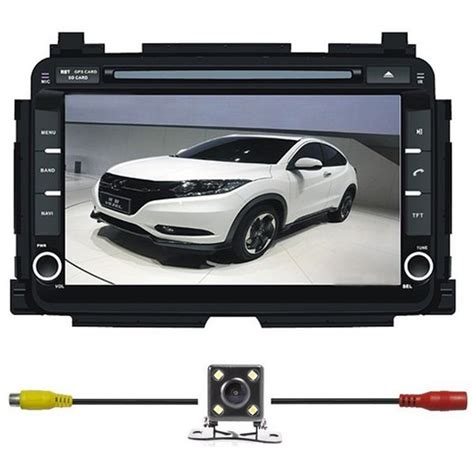 buy honda hrv vezel xrv dlaa  full hd double din gps dvd divx vcd mp cd usb sd bluetooth tv