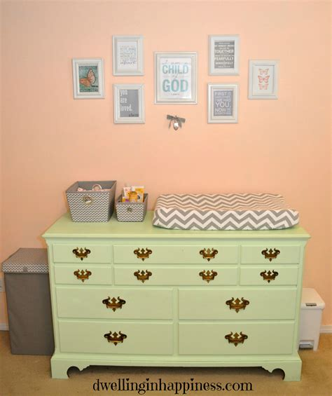 Nursery Decor On A Budget Dwelling In Happiness Decorating Nursery On A Budget