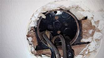mount ceiling fan to old junction box home improvement
